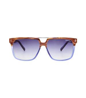 Made in Italia Herren Sonnenbrillen Blau - RECCO