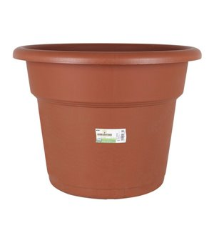 Blumentopf Resistent Braun