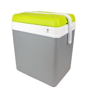 Kühlschrank Grau Grün