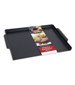 glatte Platte für den Grill Algon (36 x 29 cm)