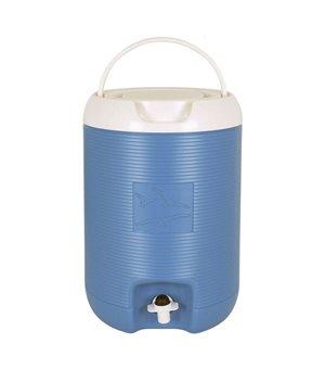 Thermo-Fass mit Zapfhahn Aquapro 8 L Blau