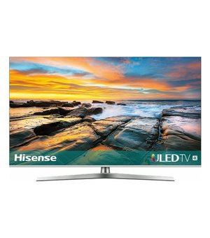 "Smart TV Hisense 50U7B 50"" 4K Ultra HD LED WiFi Silberfarben"