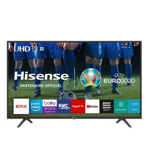 "Smart TV Hisense 43B7100 43"" 4K Ultra HD LED WiFi Schwarz"