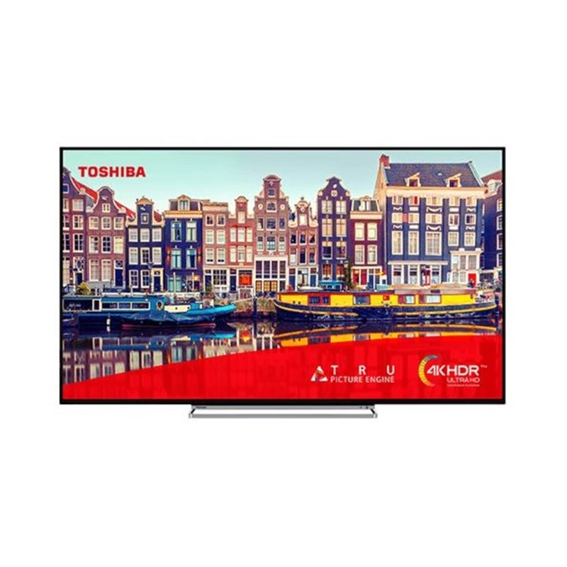 "Smart TV Toshiba 43VL5A63DG 43"" 4K Ultra HD LED WiFi Schwarz"