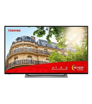 "Smart TV Toshiba 49UL3A63DG 49"" 4K Ultra HD LED WiFi Schwarz"