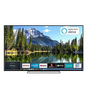 "Smart TV Toshiba 55VL5A63DG 55"" 4K Ultra HD LED WiFi Schwarz"