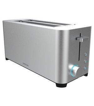 Toaster Cecotec YummyToast Extra Double 1400W Grau
