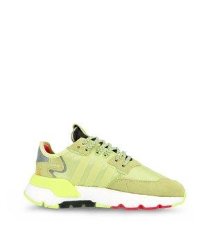 Adidas Damen Sneakers Gelb - NiteJogger