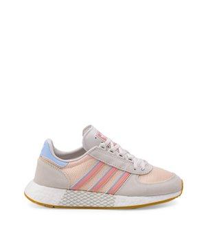 Adidas Damen Sneakers Rosa - MarathonTechW