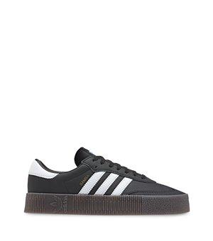 Adidas Damen Sneakers Schwarz - Sambarose