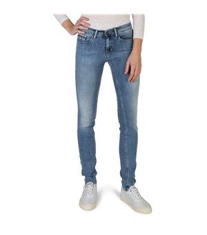 Calvin Klein Damen Jeans Blau - J2IJ204379