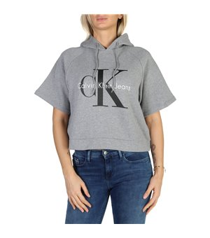 Calvin Klein Damen Sweatshirts Grau - J2IJ204028