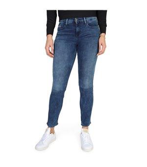 Calvin Klein Damen Jeans Blau - J20J200947
