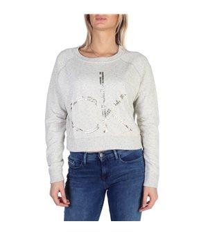 Calvin Klein Damen Sweatshirts Braun - J20J200134
