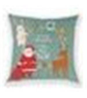 Kissenbezüge Weihnachten 45x45cm