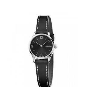 Calvin Klein Damen Uhren Schwarz - K7V23