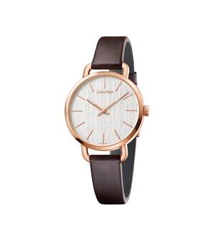 Calvin Klein Damen Uhren Braun - K7B23