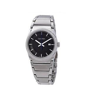 Calvin Klein Damen Uhren Grau - K6K33