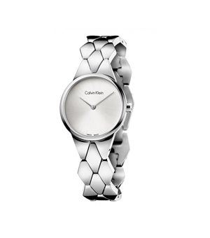 Calvin Klein Damen Uhren Grau - K6E23