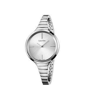 Calvin Klein Damen Uhren Grau - K4U23