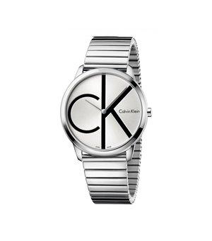 Calvin Klein Unisex Uhren Grau - K3M21