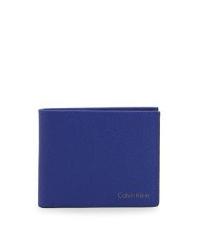 Calvin Klein Herren Geldtaschen Blau - K50K501489