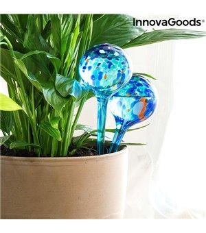 Automatische Bewässerungsballons Aqua·loon InnovaGoods (2Er pack)