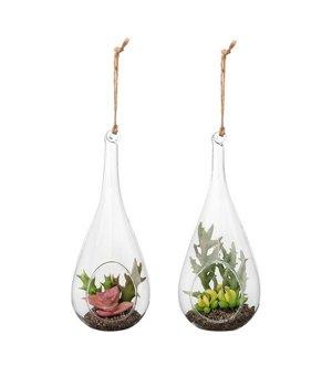 Dekorationspflanze 119510 Künstlicher Innen Ø 16 cm