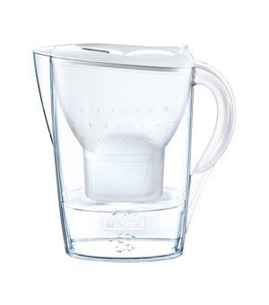 Filter-Karaffe Brita Marella 2,4 L Weiß