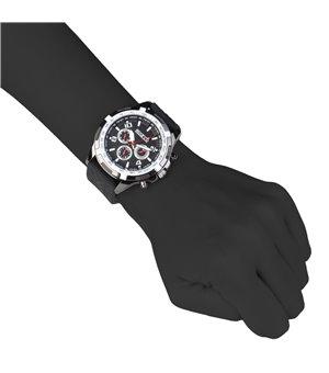 Sparco Herren Uhren Schwarz...