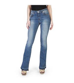 Miss Miss Damen Jeans Blau - 39635