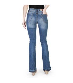 Miss Miss Damen Jeans Blau...