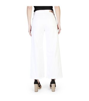 Miss Miss Damen Jeans Weiß...