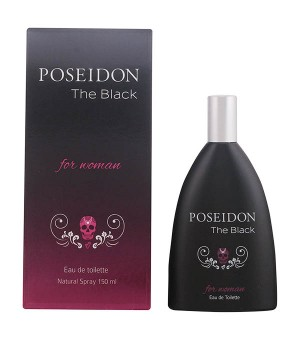 Damenparfum Poseidon The Black Posseidon EDT