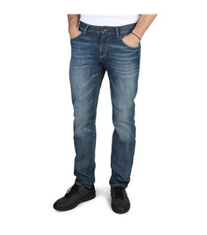 Tommy Hilfiger Herren Jeans Blau - MW0MW02201
