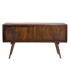 Sideboard (160 x 35 x 85 cm) Mango-holz - Autumn Kollektion