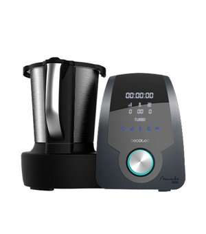 Küchenmaschine Cecotec Mambo 7090 3,3 L 1700W Schwarz