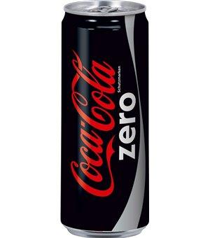 Coca Cola Zero 0,33l