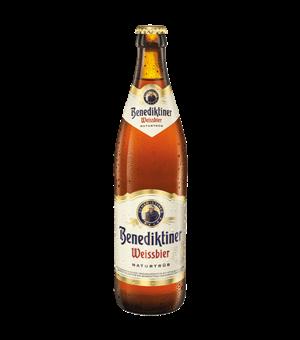 Benediktiner Weißbier 0,5l