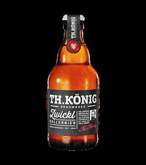 Theodor König Zwickl Kellerbier 0,33l