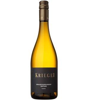 Krieger Grauburgunder (weiß) 0,75l