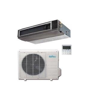 Klimaanlage-Schacht Daitsu ACD24KI-DB 6000 fg/h R32 Inverter A++/A+