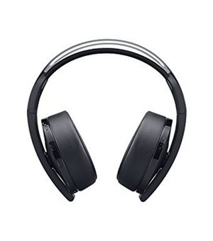 Drahtlose Kopfhörer Sony PLATINUM Play Station 4 Schwarz