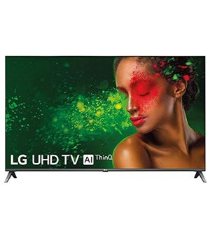 "Smart TV LG 65UM7510 65"" 4K Ultra HD LCD WiFi Grau"