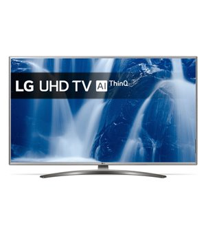 "Smart TV LG 65UM7610 65"" 4K Ultra HD LED WiFi Silberfarben"