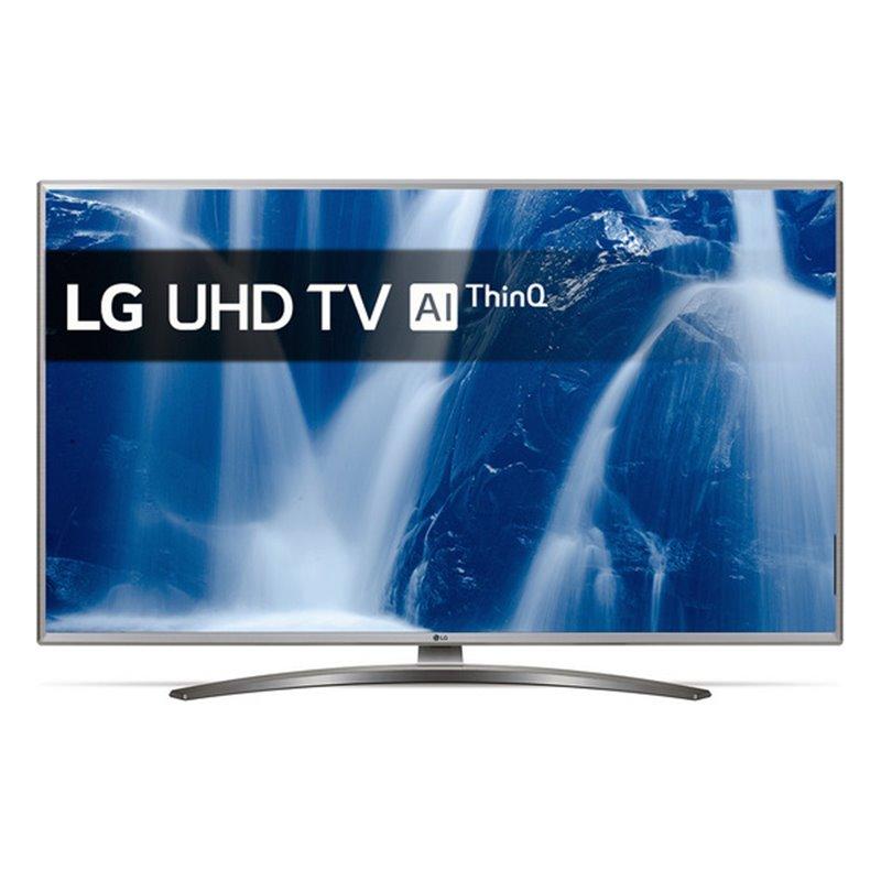 """Smart TV LG 65UM7610 65"""" 4K Ultra HD LED WiFi Silberfarben"""