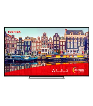 "Smart TV Toshiba 50VL5A63DG 50"" 4K Ultra HD LED WiFi Schwarz"