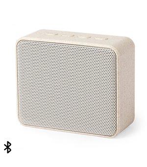 Bluetooth-Lautsprecher 3W 146541 Weizenhalme Abs