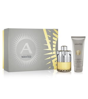 Set mit Herrenparfum Wanted Azzaro (2 pcs)