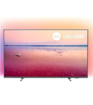 "Smart TV Philips 50PUS6754 50"" 4K Ultra HD LED WiFi Silberfarben"
